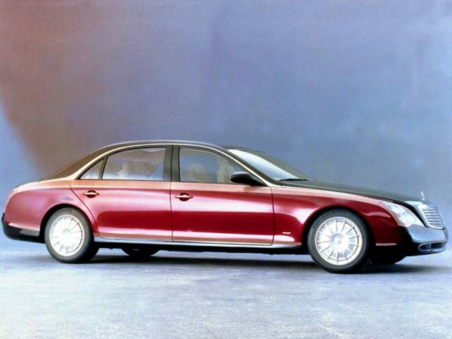 1998 Maybach Studie 02
