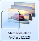 Windows Theme Pack 2012 A-Class